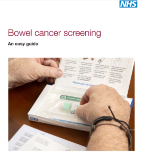 bowel screening guide